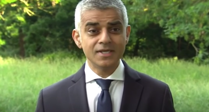 """Defiant Mayor Khan: """"No Need to be Alarmed.  London is Safest City on Planet!"""""""