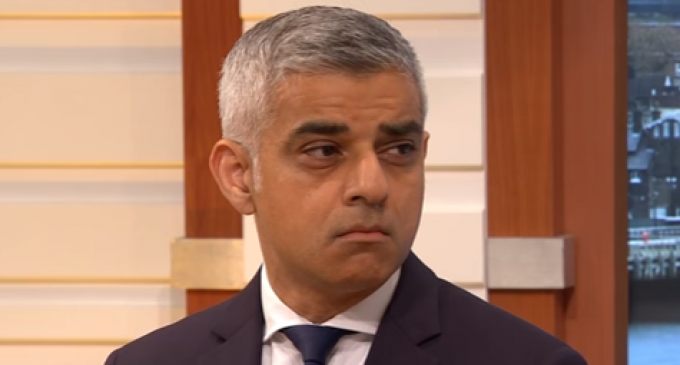 London Mayor: 'We Can't Follow' the Hundreds of Trained Jihadis Allowed Back Into London