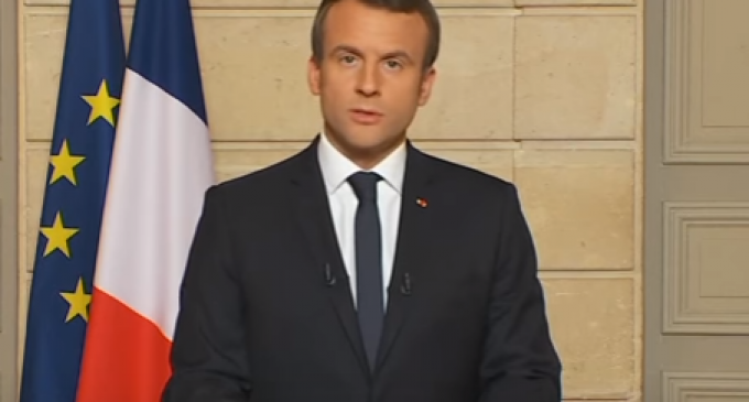 Macron: Americans May Flee to France After US Withdrawal from Climate Deal