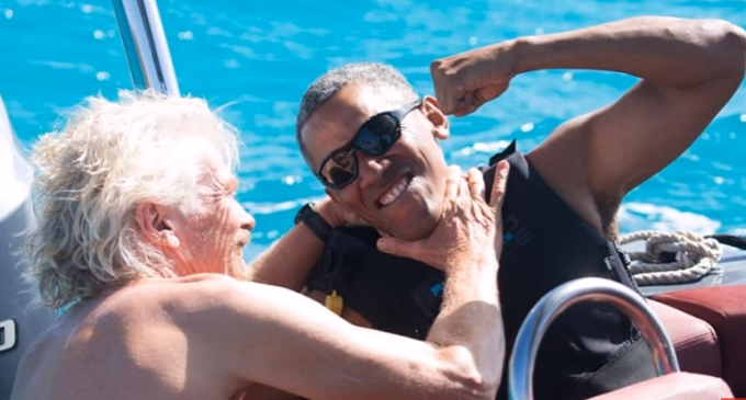 Obama Under Fire: Ultra-Luxury Worldwide Tour Draws Ire From the Left