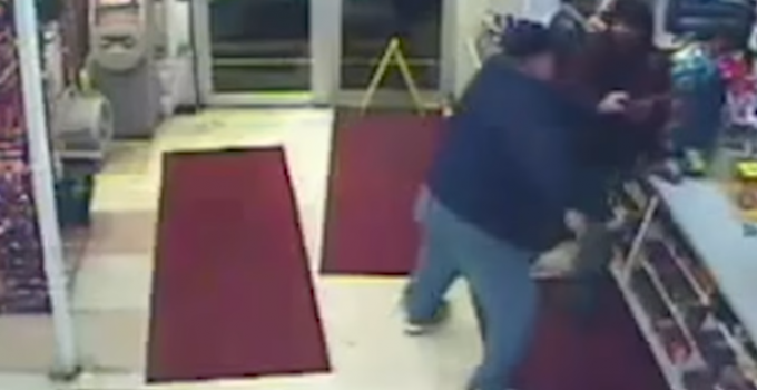 Old Marine Uses Folding Knife to Foil Armed Robbery