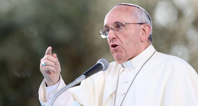 Shocking Interview: Pope Francis 'Call Me A Communist'