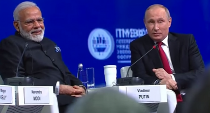 Megyn Kelly Confronts Vladimir Putin About Election Interference
