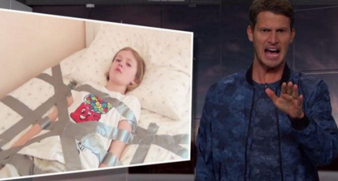Tosh.O Exposes Potential Dark Pedophile Channel with over 7.4 Billion Views on YouTube