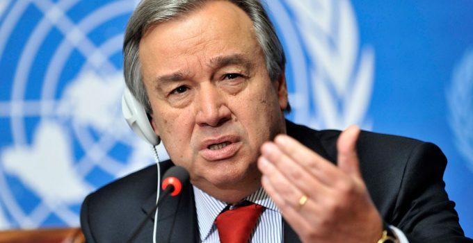 UN Chief Threatens Trump, Promising Expulsion