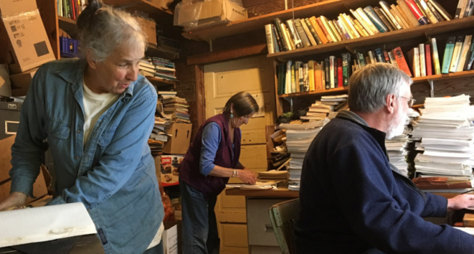100,000 Pages of Decades-old Chemical Industry Secrets Discovered in Oregon Barn