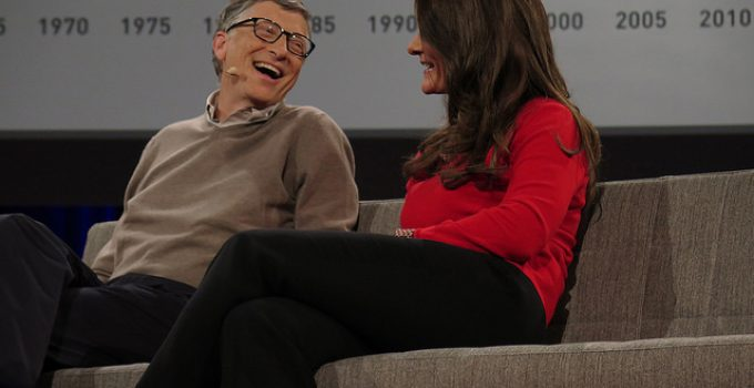 Bill and Melinda Gates Pledge $375 to Combat 'Growing Population Rates'
