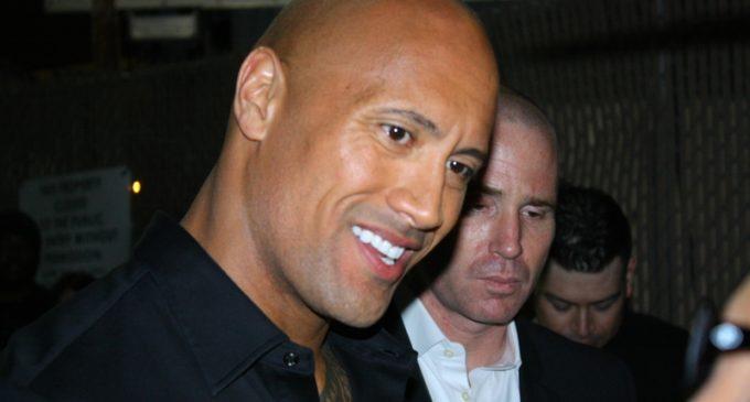 Dwayne 'The Rock' Johnson 2020 Presidential Run Takes Next Step Toward Reality