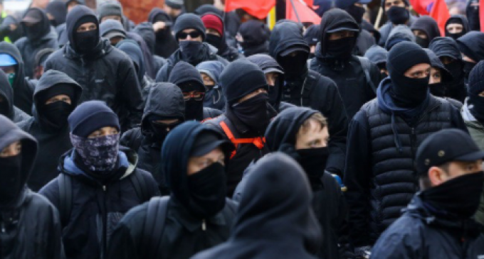New Jersey Makes Major Move Against Antifa