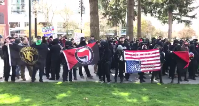 Antifa Calls Out George Soros for Late Payment