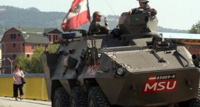 Austria Deploys Troops to Its Italian Border