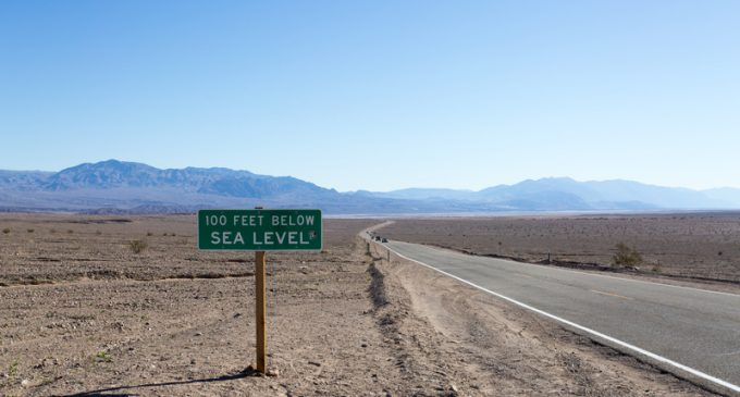 NASA Make Shocking Admission About Sea Levels