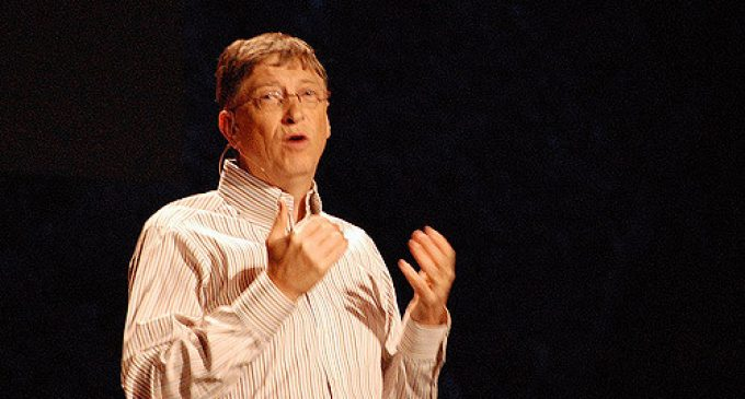 Bill Gates: Europe Will Collapse Without Change on Migrant Policy
