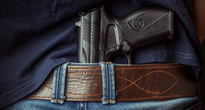 Constitutional Carry Sweeping Nation as Number of States Doubles in Past Two Years