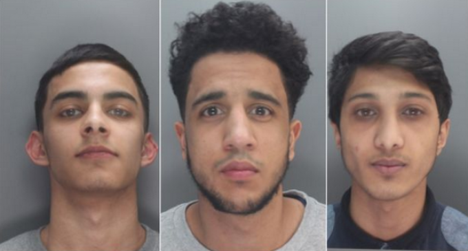 "Muslim Gang Rampages Through Liverpool Assaulting Strangers: ""Are You a Muslim?"""