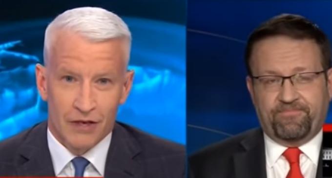 Trump Advisor Destroys CNN on 'Anderson Cooper 360'