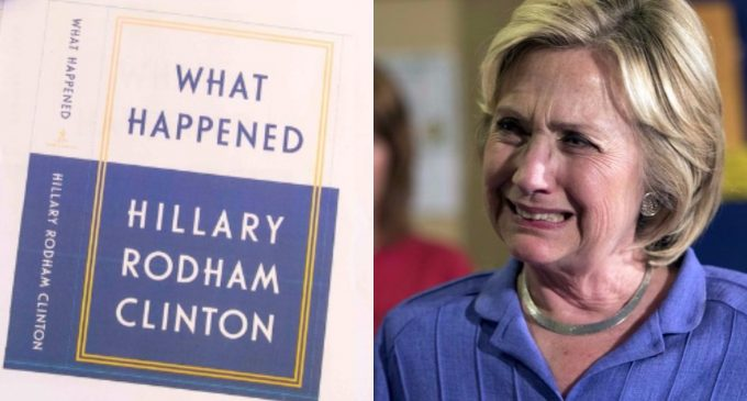 Hillary Clinton Releasing New Book Titled 'What Happened'