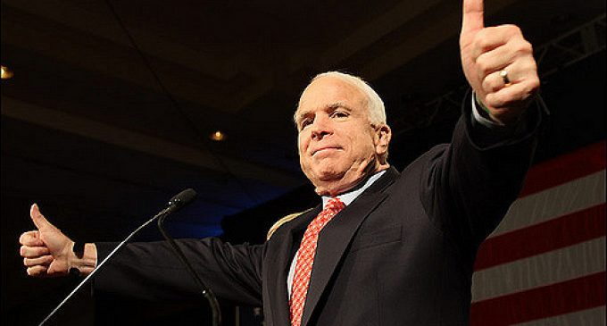 McCain Suddenly Leading the Military Effort in Afghanistan…or So He Believes