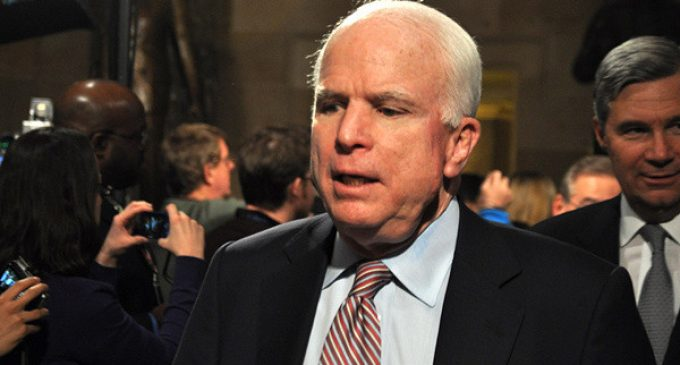 McCain Brain Cancer Prognosis is Grim; Potential Survival is Limited at Best