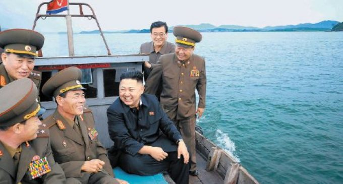 """Ready for War? US Embassy Issues Dire Warning """"Leave North Korea Immediately"""""""