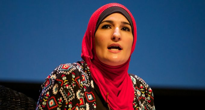 Linda Sarsour Caught Stealing from Dead Jews