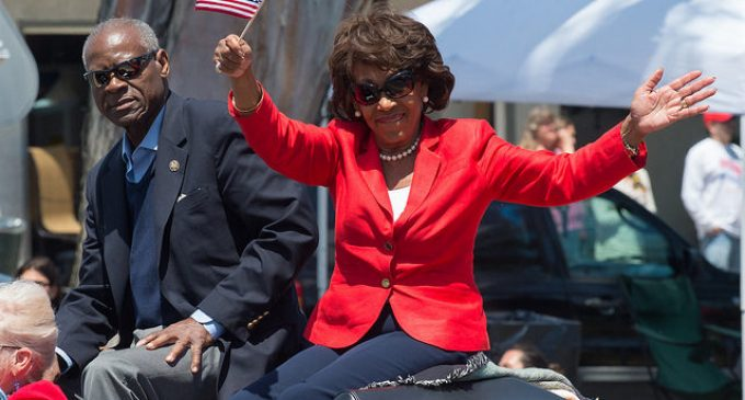 Maxine Waters: I'll Run For President If Millennials Ask Me To