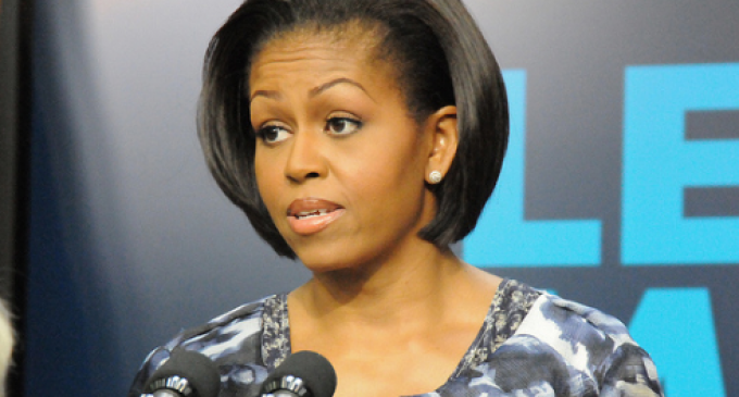 Michelle Obama: Americans 'Won't See Me for What I am Because of My Skin Color'