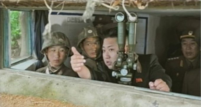 Pentagon Confirms North Korea Has Launched ICBM into Japanese Waters