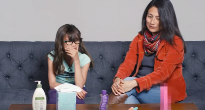 Sick Society: Viral Video of Parents 'Explaining Masterbation' to Children