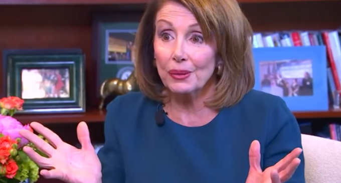 Pelosi Calls Trump 'President Bush' for the Fifth Time