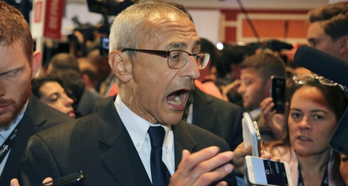 Kremlin-connected Firm That Gave Podesta 75,000 Shares Has Collapsed