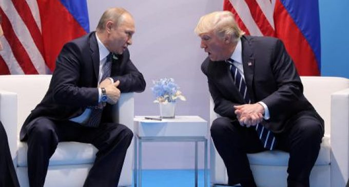 Putin Pressed Trump for Proof of Election Interference