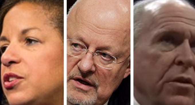 Report: More Than Half Dozen Obama Officials Now Being Investigated in 'Unmasking' Probe