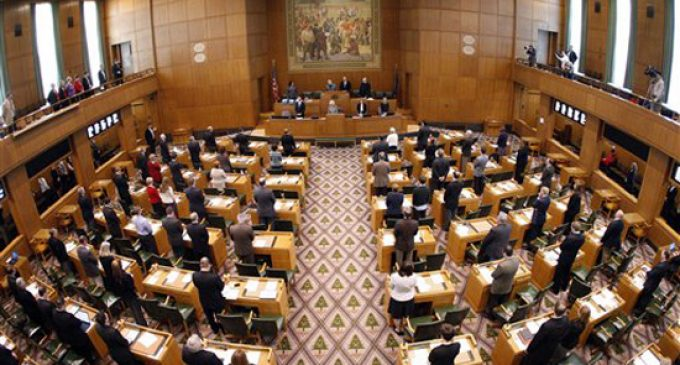 Approved Oregon Bill Allows Gun Confiscation Without Due Process