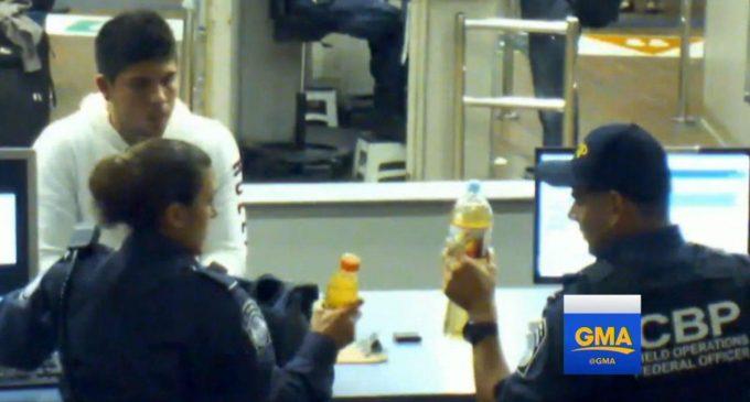 Border Patrol Agents Accused of Prompting Teen 'Mule' to Drink Liquid Meth, Resulting in Death