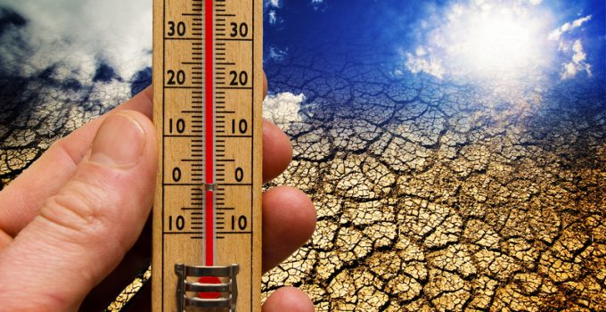 termperature changes global warming