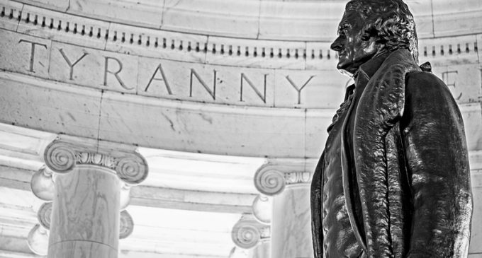 Memorial to Founding Father Being Altered to Emphasize Slave Ownership