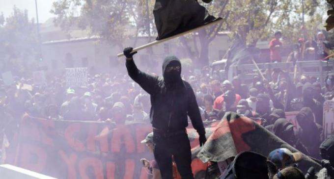 Antifa Calls for Complete Destruction of United States