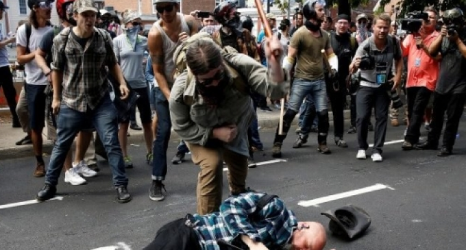 """WaPo Pushes Violence in the Streets: 'Throw Rocks and Riot"""""""