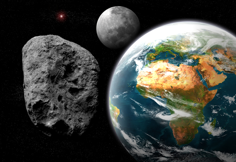 biggest asteroid ever to hit earth - photo #42