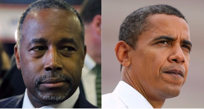Ben Carson Ends Obama's Expensive and Illegal Section 8 Scheme