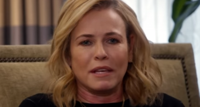 Chelsea Handler Calls For Military Coup Against Trump