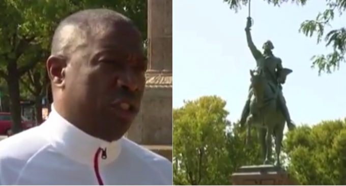 Chicago Pastor: Remove Everything George Washington Because He Owned Slaves