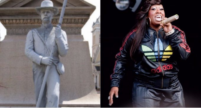"""Thousands Sign Petition to Replace Confederate Monument with Rapper Missy """"Misdemeanor"""" Elliot"""
