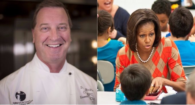 Michelle Obama School Lunch Ally Hit With Embezzlement Charges