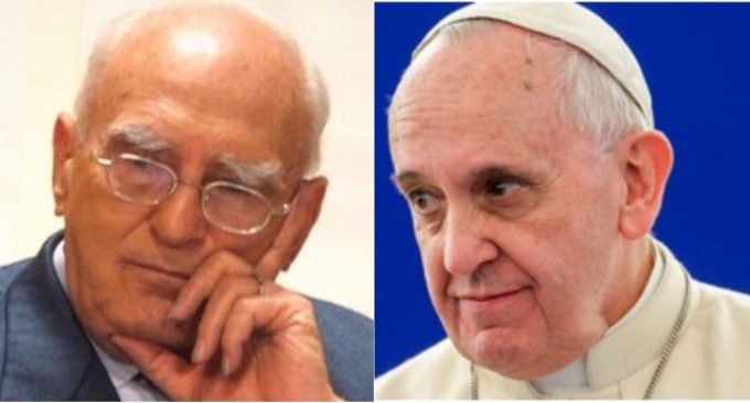 Galat: 'Pope Francis Paving Way for the AntiChrist', Warns Church of 'Mafia of Cardinals'