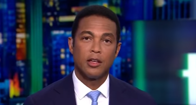 Don Lemon: Trump is 'Clearly Trying to Ignite a Civil War in this Country'