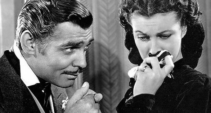 Famous Theatre BANS 'Gone with the Wind' for Being 'Insensitive'