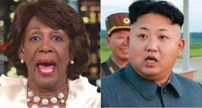 Huckabee: Use Maxine Waters to Fight Kim Jong-un