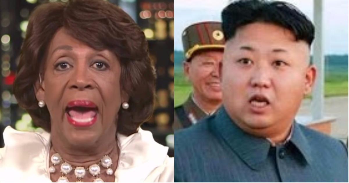 Huckabee: Use Maxine Waters to Fight Kim Jong-un
